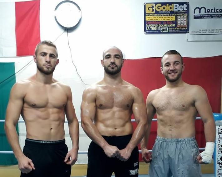 Domenica al PalaOlimpia, un boxing day con i prof