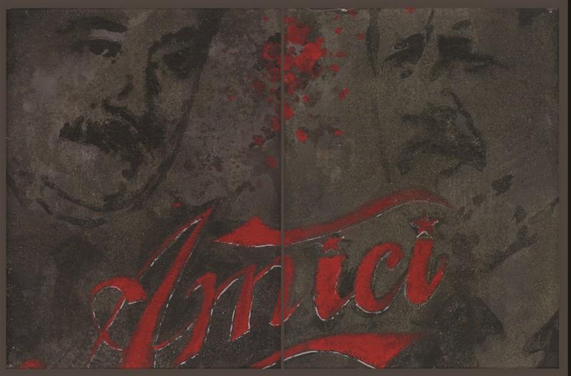 Borsellino e Falcone, l`arte come testimonianza