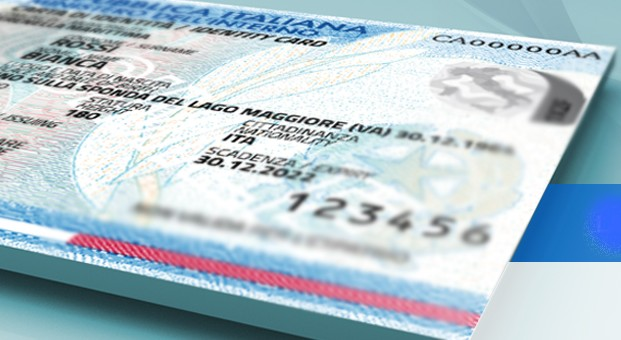 Carta d'identità elettronica, servizio attivo