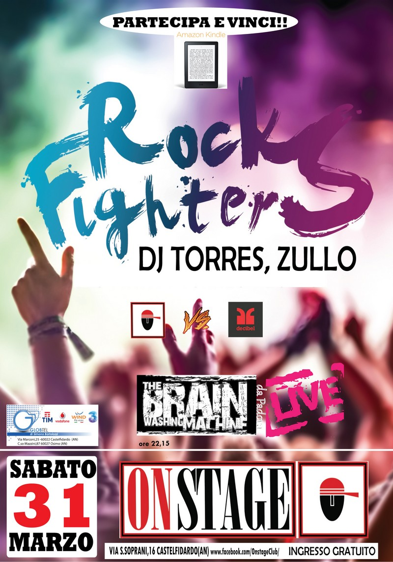 Il sabato free entry dell`On Stage