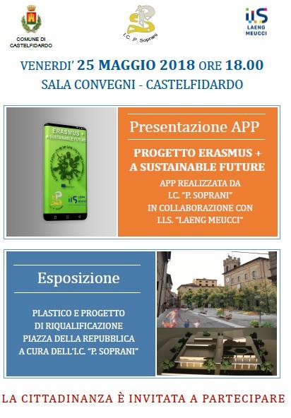 App sulla città sostenibile