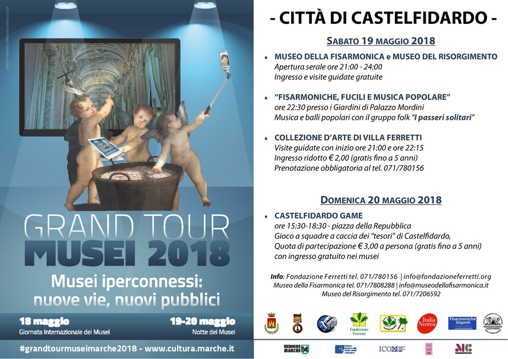 Il week-end del Grand tour Musei e Notte dei Musei
