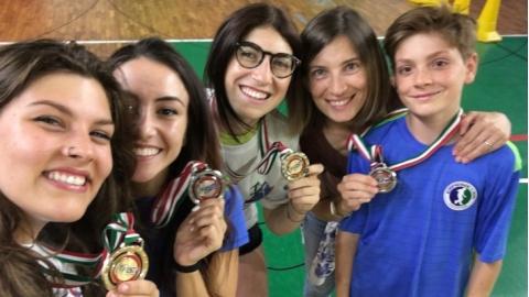 Camilla Morbidoni vince il titolo italiano