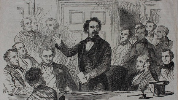 """""""Alla scoperta di Charles Dickens da Aleph"""