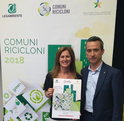Comuni rifiuti free, Castelfidardo al top