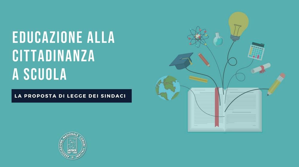 Educazione alla cittadinanza: una proposta di legge