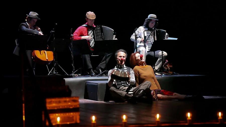 Fissò Armonikos, l`arte del teatro domenica al Pif