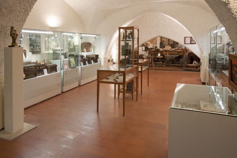 Restyling per il Museo della fisarmonica