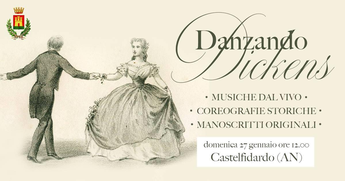 Danza con Dickens ai Concerti del Consiglio